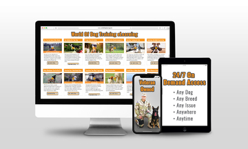 Online dog training made easy.